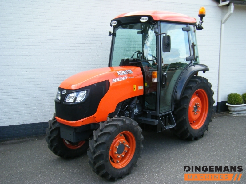 Kubota M8540 Narrow, Kubota smalspoor